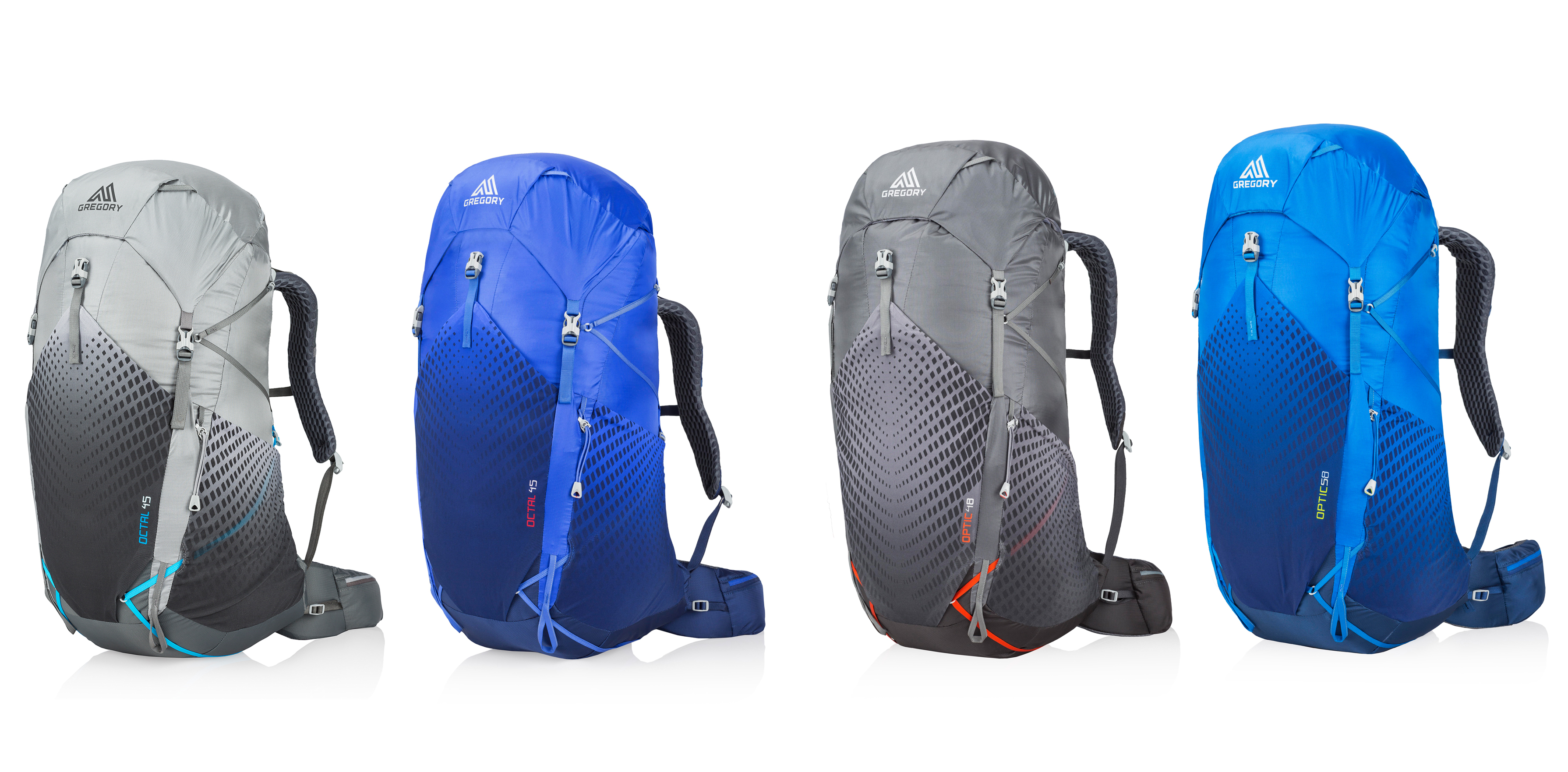 GREGORY  Ultralight backpacks cb2975339fc16