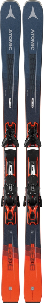 Atomic All Mountain Ski Vantage